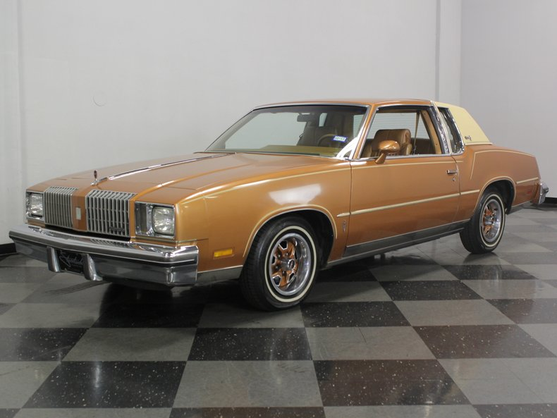 For Sale: 1978 Oldsmobile Cutlass