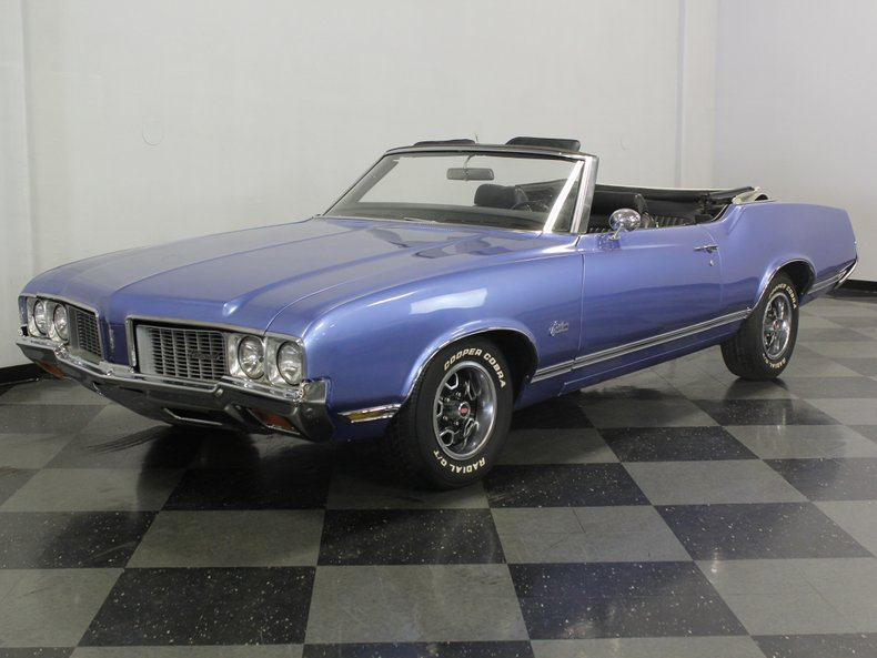 For Sale: 1970 Oldsmobile Cutlass