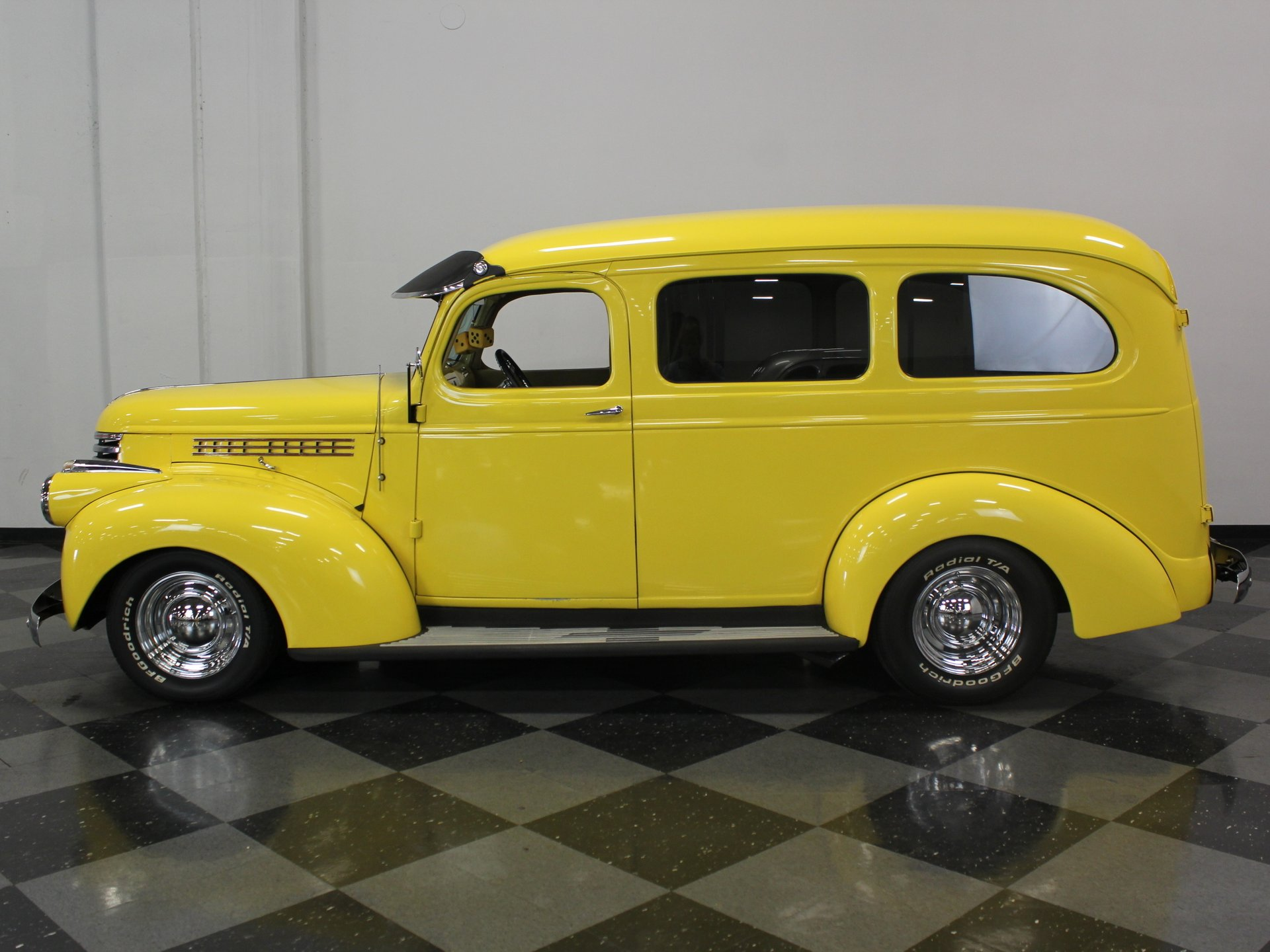 1946 chevrolet carry all
