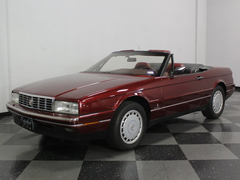 For Sale: 1990 Cadillac Allante