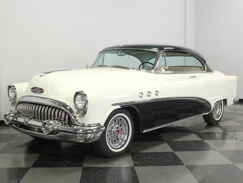 For Sale: 1953 Buick Special