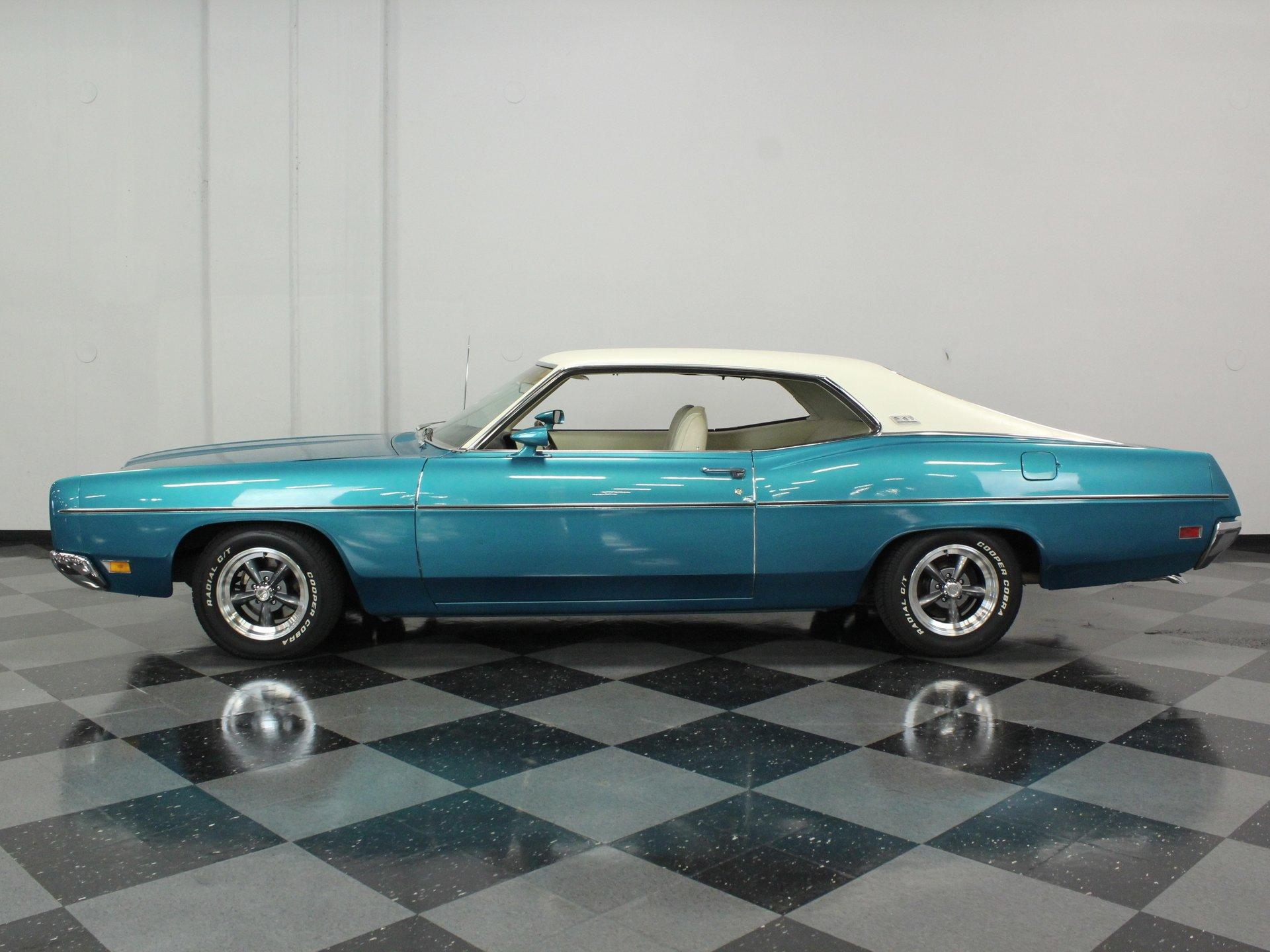1970 ford xl