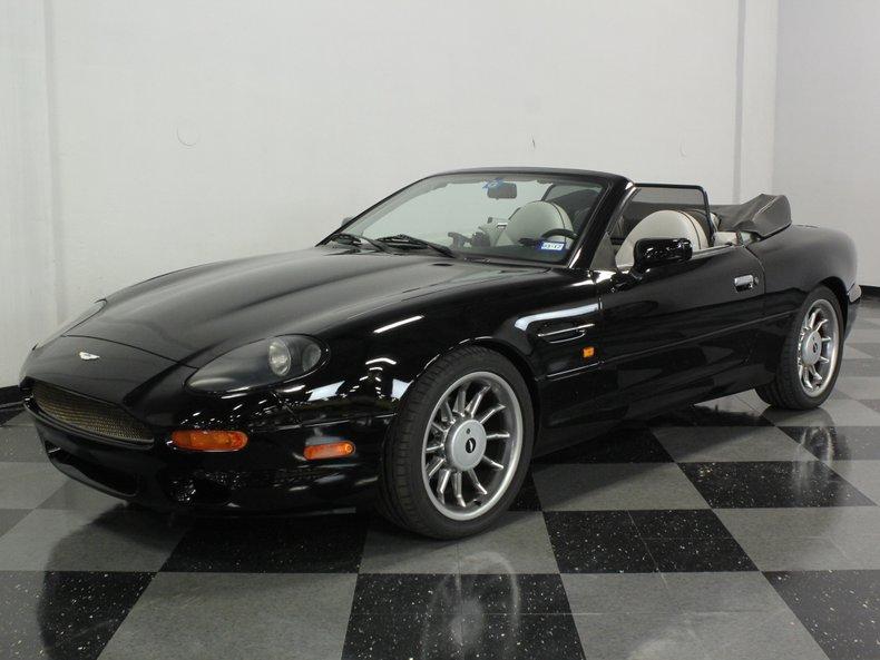 For Sale: 1998 Aston Martin DB7