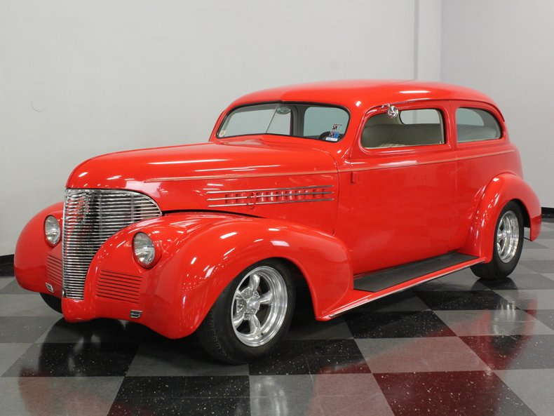 For Sale: 1939 Chevrolet Stylemaster