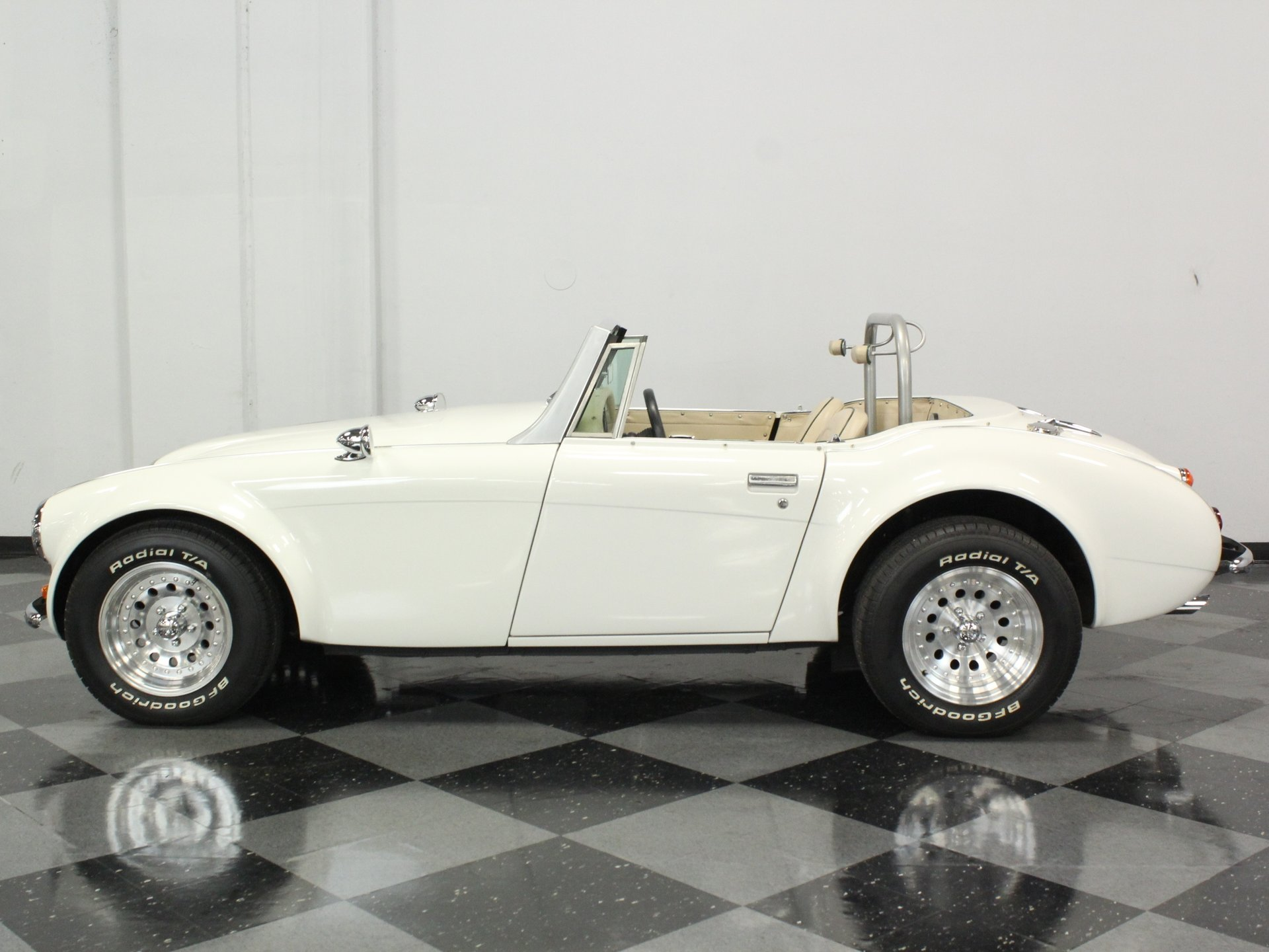 1965 austin healey 3000 mark iii replica