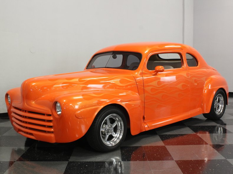 For Sale: 1946 Ford Coupe
