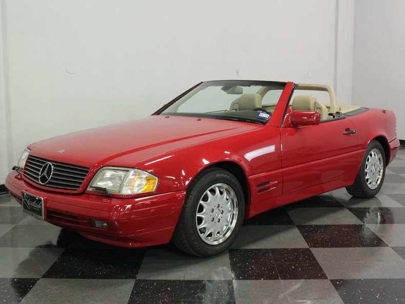 For Sale: 1997 Mercedes-Benz SL320
