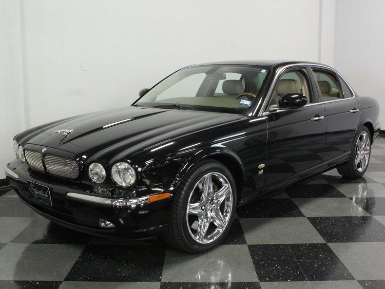For Sale: 2006 Jaguar XJR