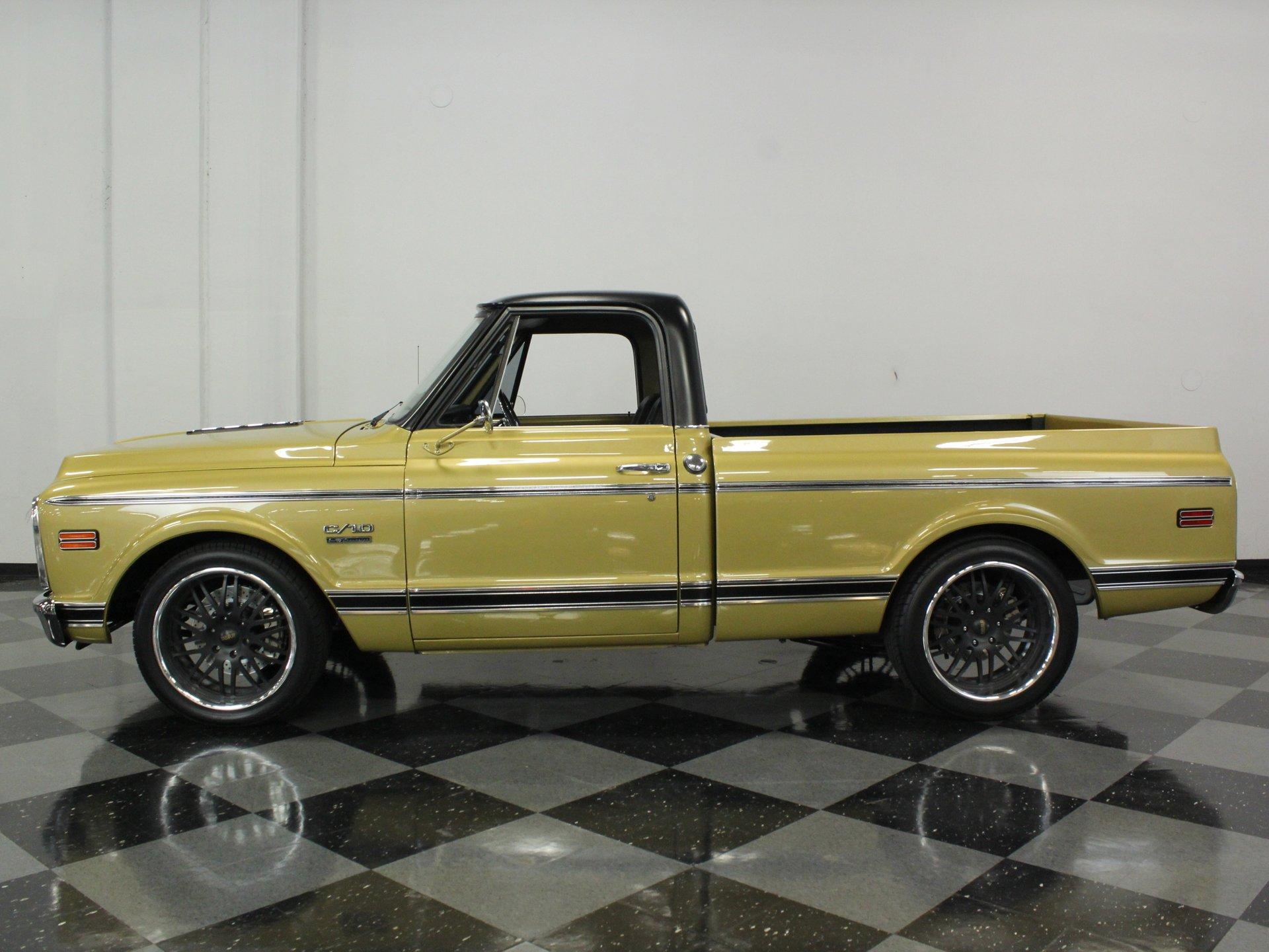 1970 chevrolet c10 restomod