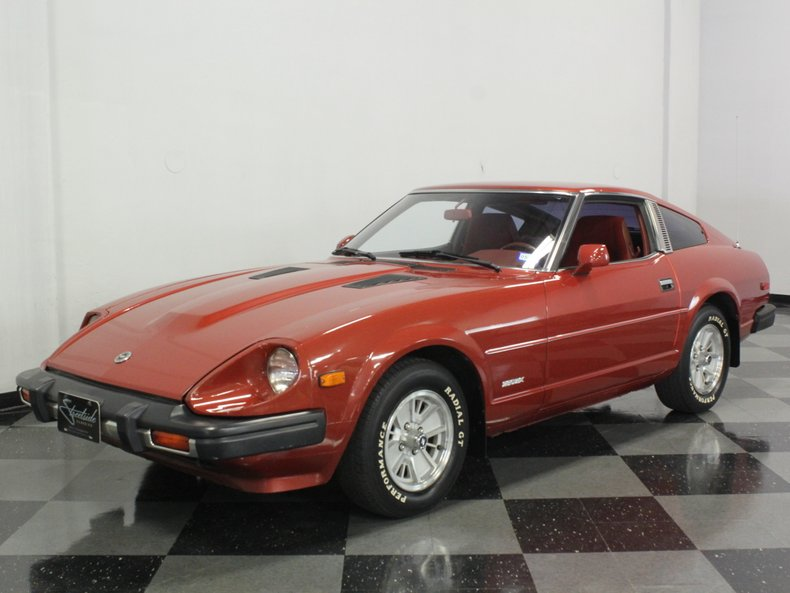 1980 Datsun 280z Streetside Classics The Nation S Trusted