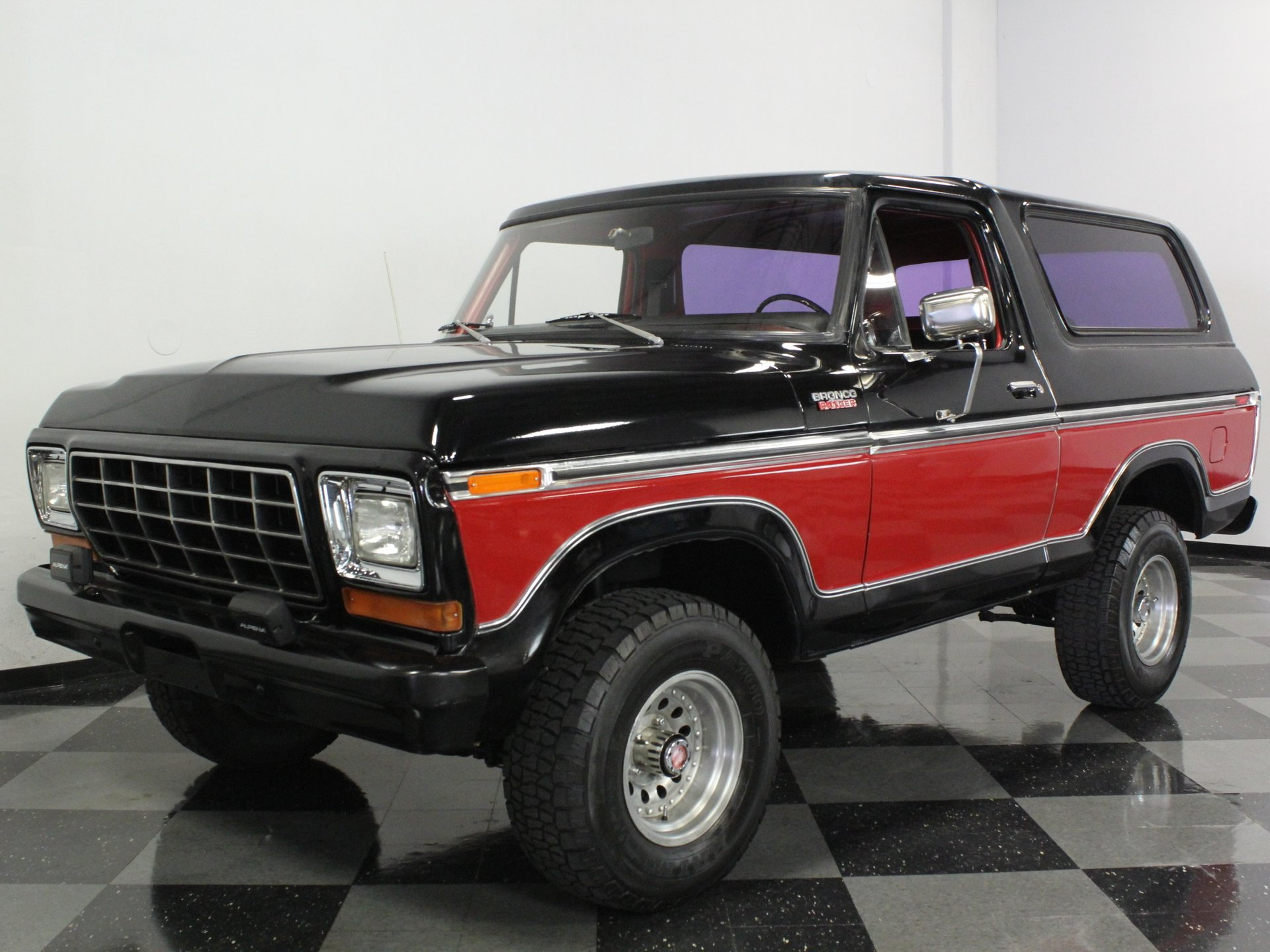 1978 Ford Bronco Classic Cars For Sale Streetside Classics The Nation S 1 Consignment Dealer