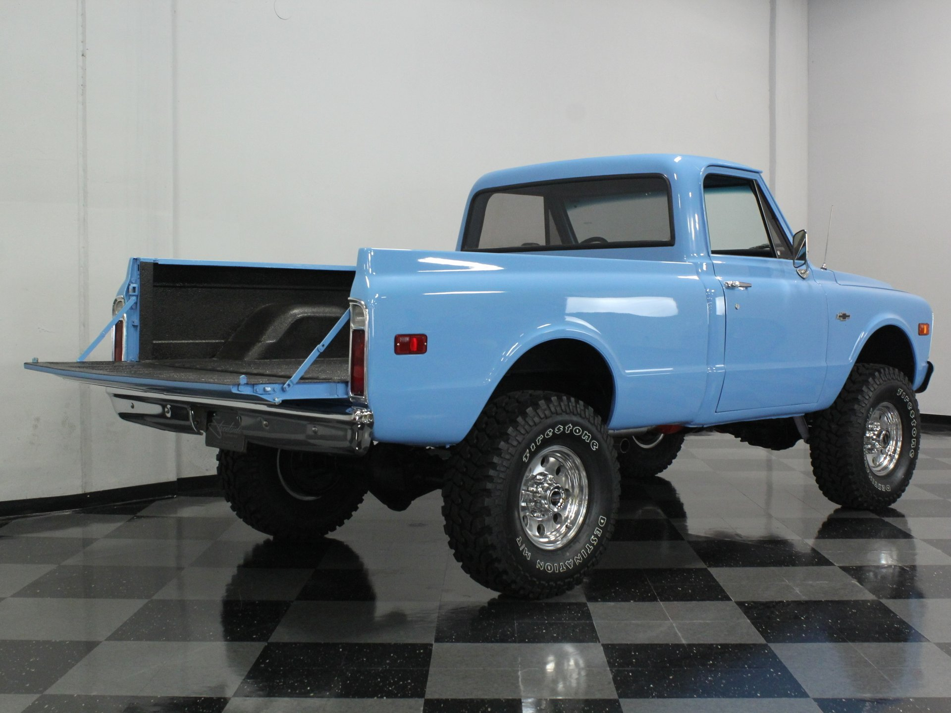 1968 Chevrolet C10 Classic Cars For Sale Streetside Classics The Nation S 1 Consignment Dealer