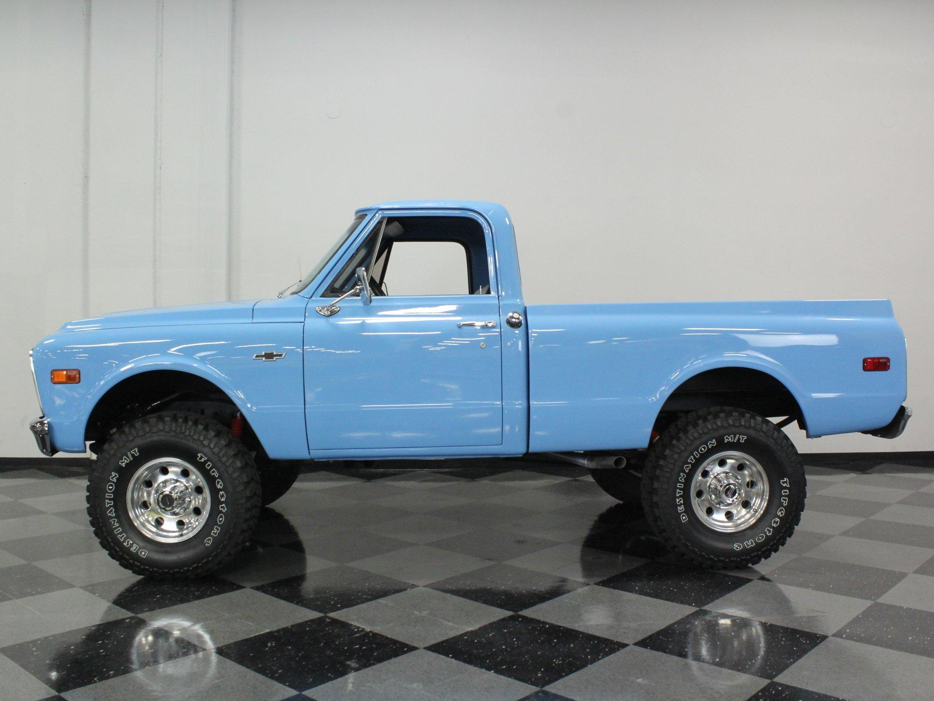 1968 chevrolet c10 4x4