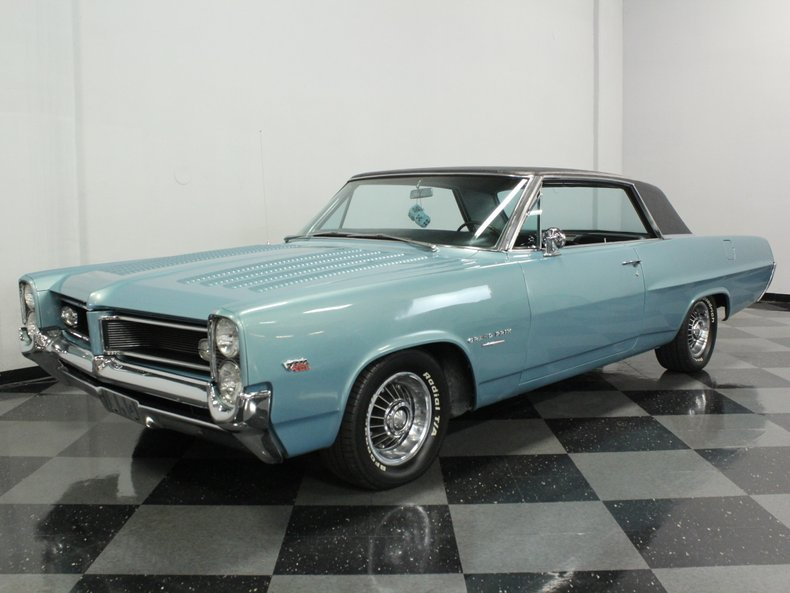 For Sale: 1964 Pontiac Grand Prix