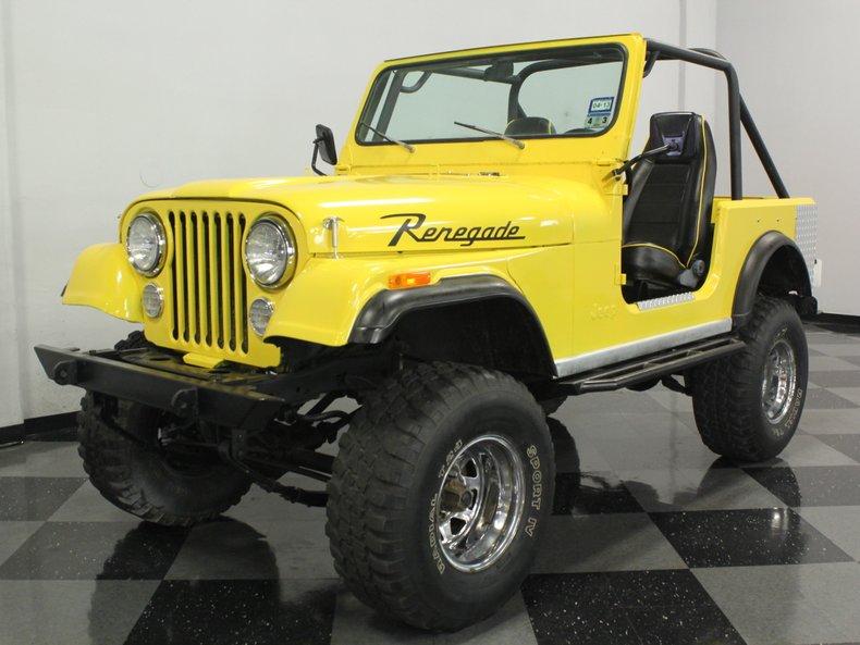 For Sale: 1979 Jeep CJ7