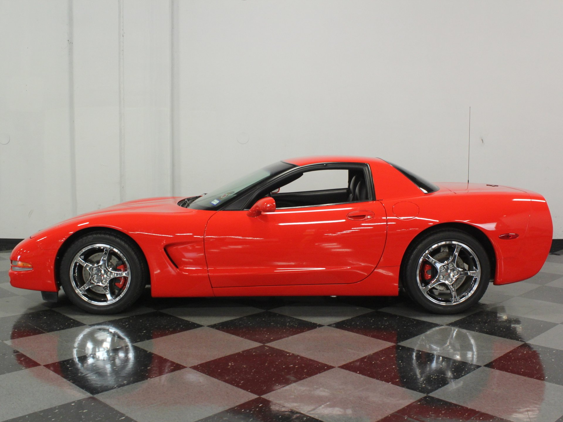 2000 chevrolet corvette frc hard top