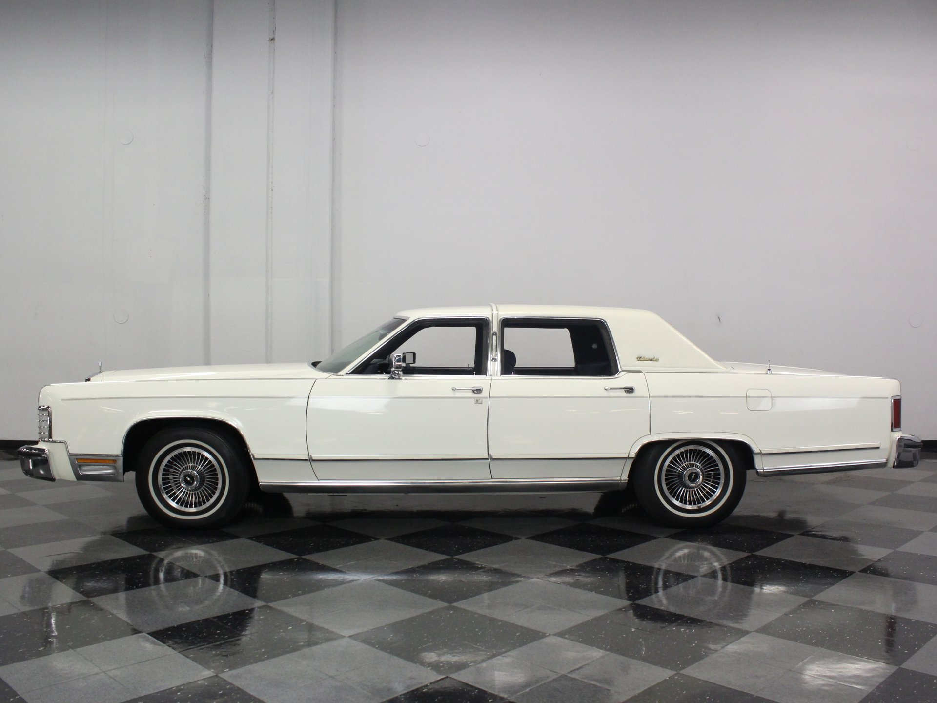 1979 lincoln continental collector s series