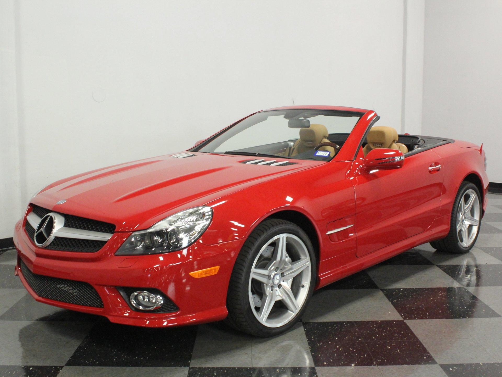 2011 mercedes benz sl 550