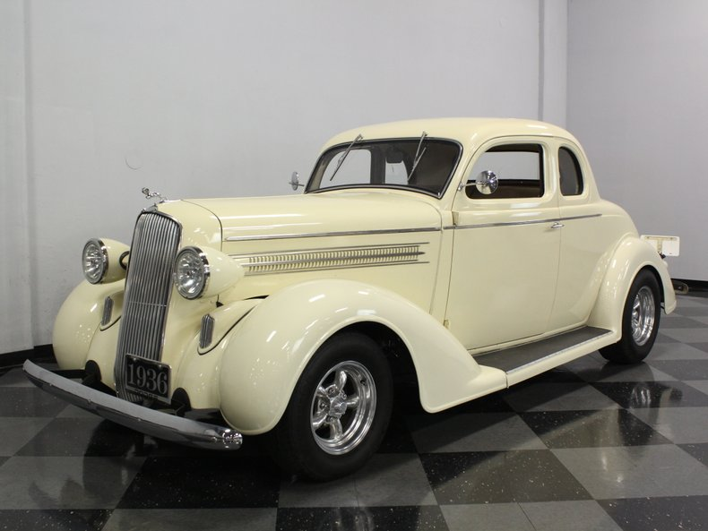 For Sale: 1936 Dodge Business Coupe