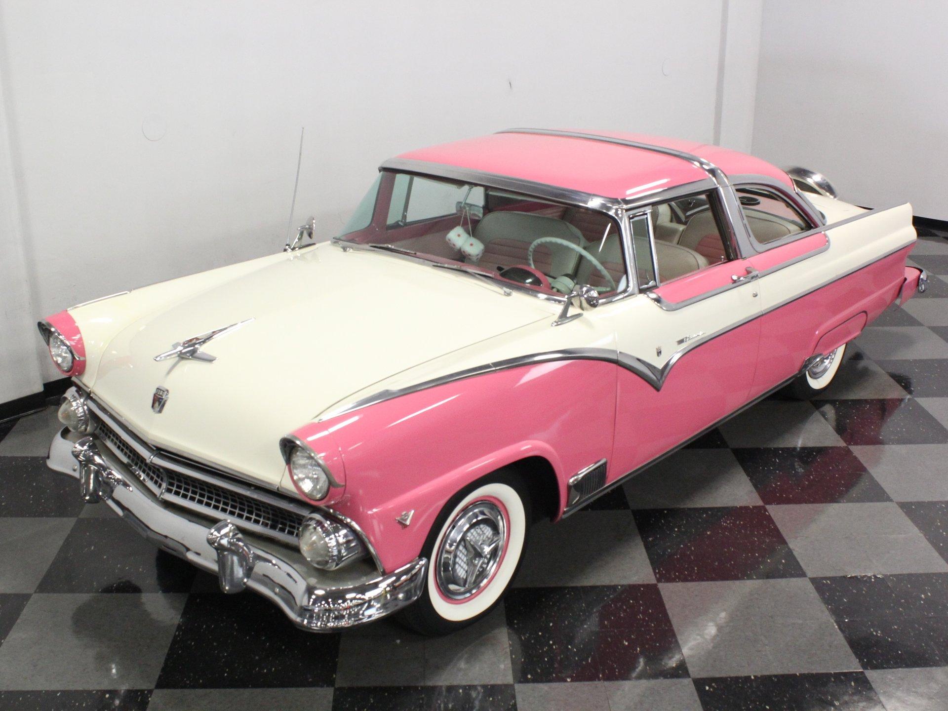 1955 Ford Crown Victoria | Streetside Classics - The