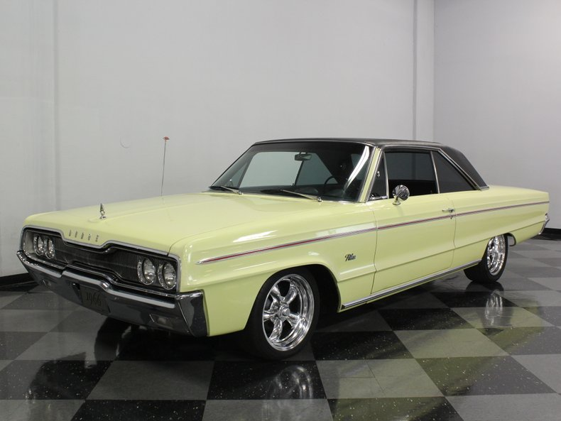 For Sale: 1966 Dodge Polara
