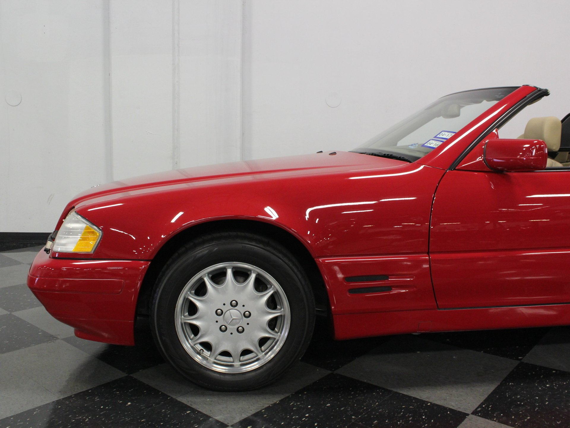 1998 Mercedes-Benz SL500 for sale #97892 | MCG