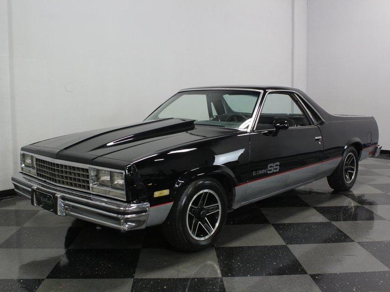 For Sale: 1982 Chevrolet El Camino