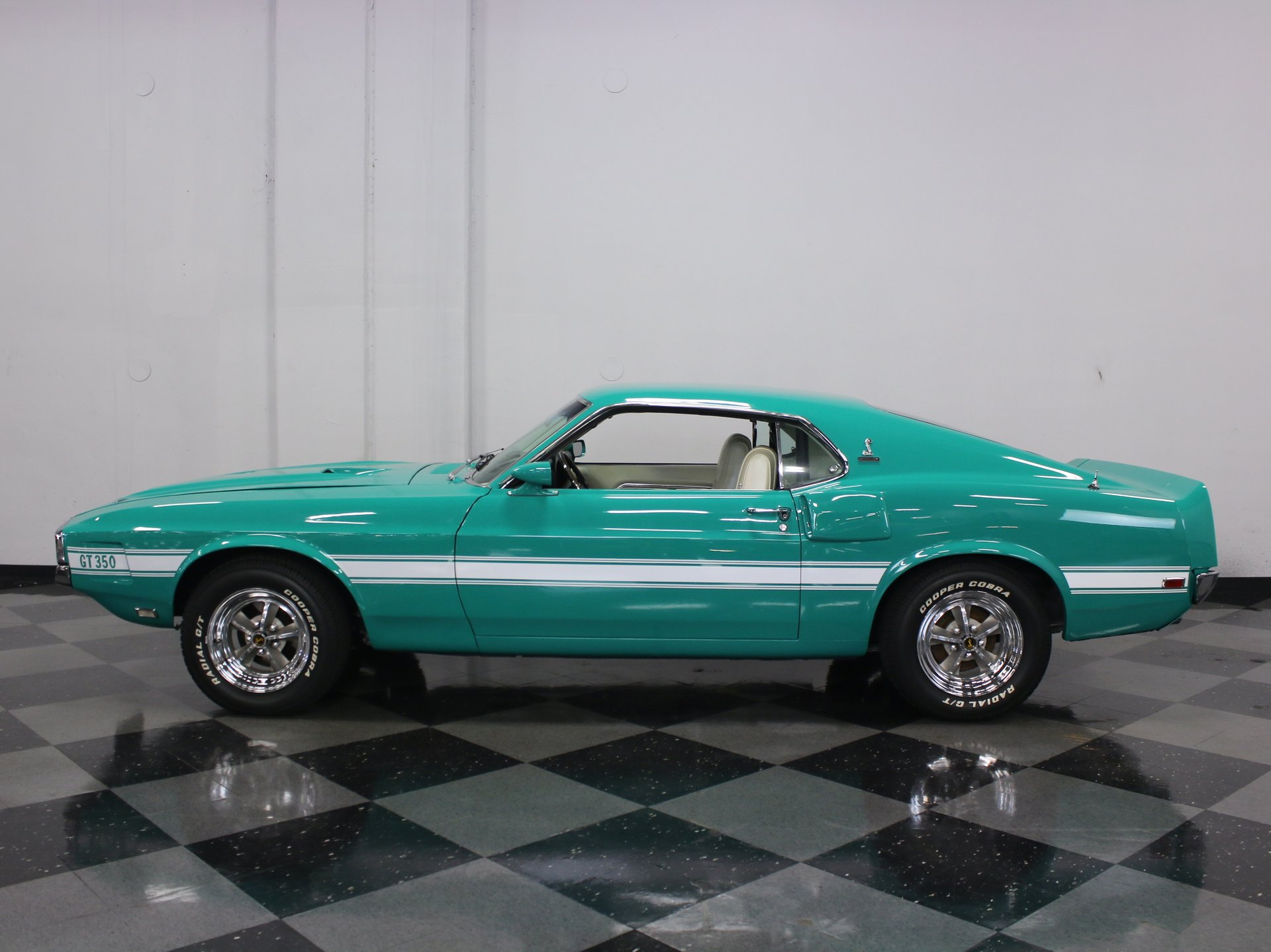 1969 shelby gt350 h