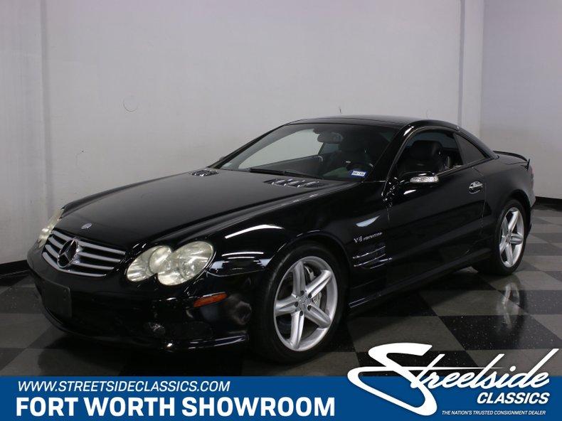 For Sale: 2004 Mercedes-Benz SL55