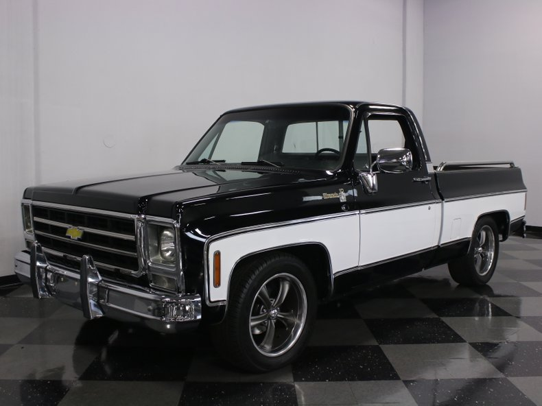 For Sale: 1979 Chevrolet Silverado