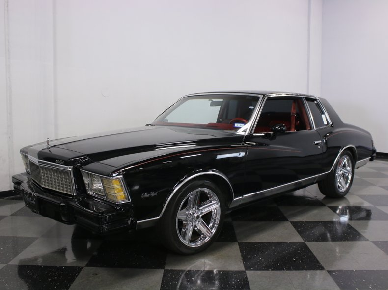 For Sale: 1979 Chevrolet Monte Carlo