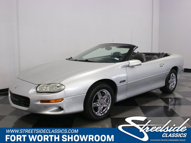 For Sale: 1998 Chevrolet Camaro