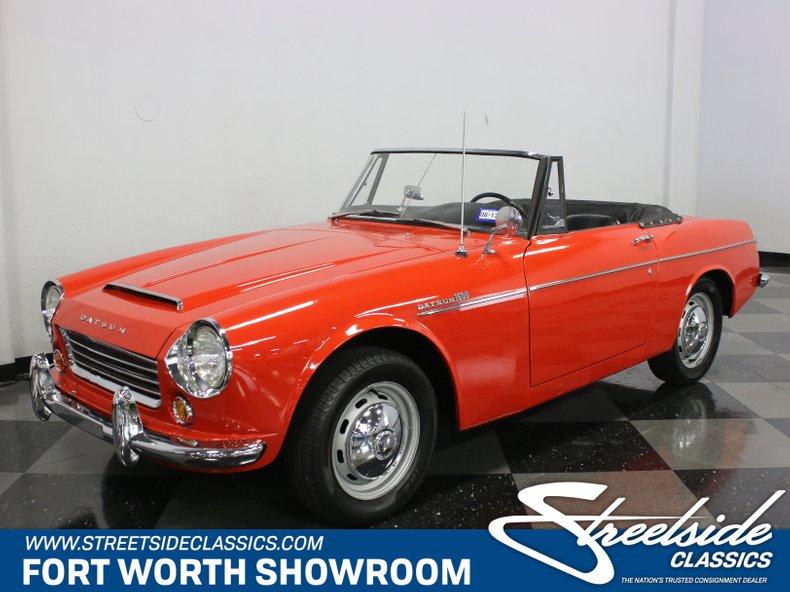 For Sale: 1967 Datsun 1600