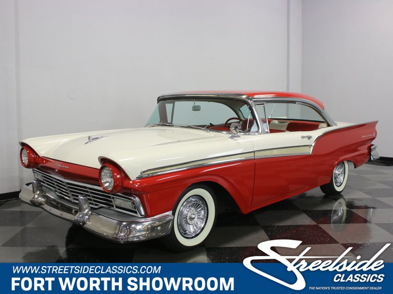 For Sale: 1957 Ford Fairlane