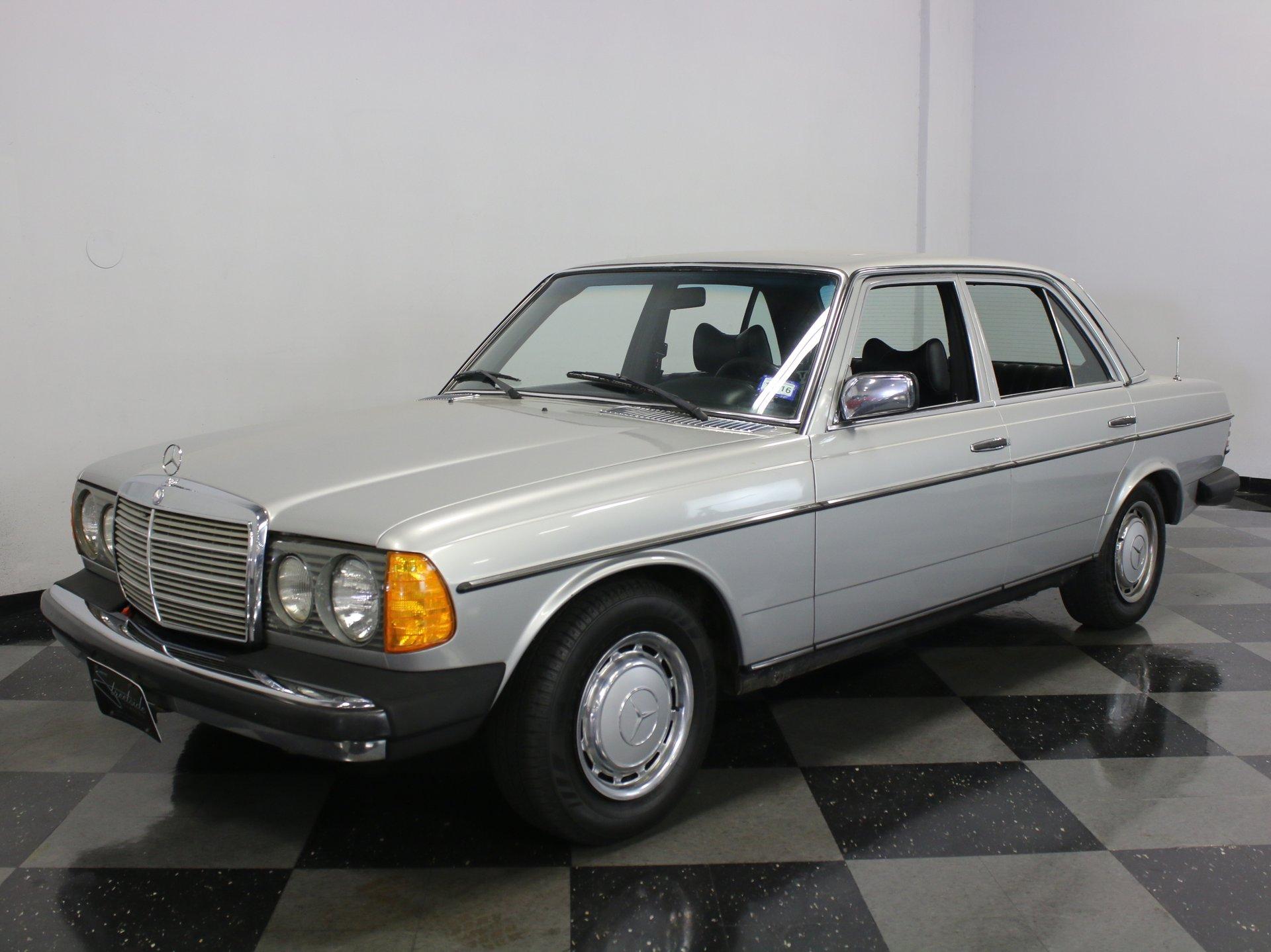 1977 mercedes benz 300d