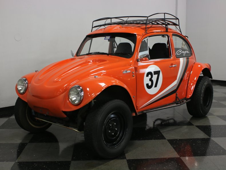 For Sale: 1976 Volkswagen Baja Beetle