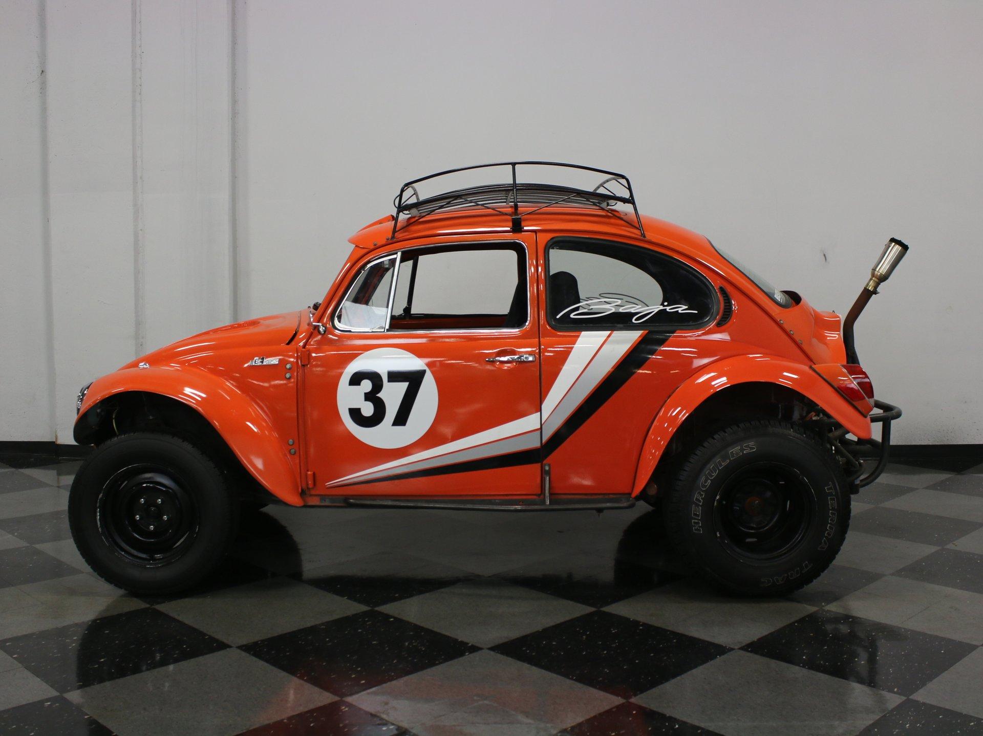 1976 volkswagen baja beetle