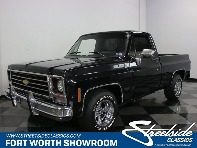 77 Chevy Truck >> 1977 Chevrolet C10 Streetside Classics The Nation S