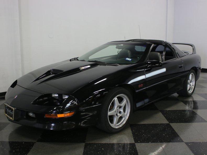 For Sale: 1997 Chevrolet Camaro