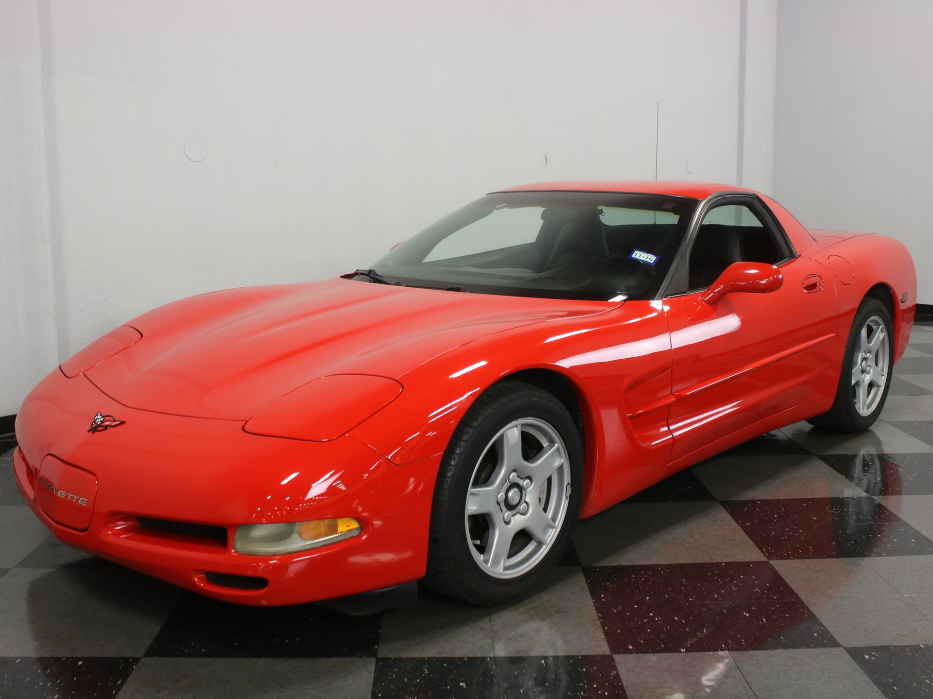 1999 chevrolet corvette frc hard top