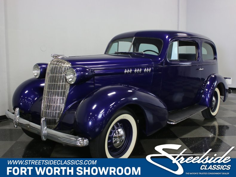 For Sale: 1936 Oldsmobile F36