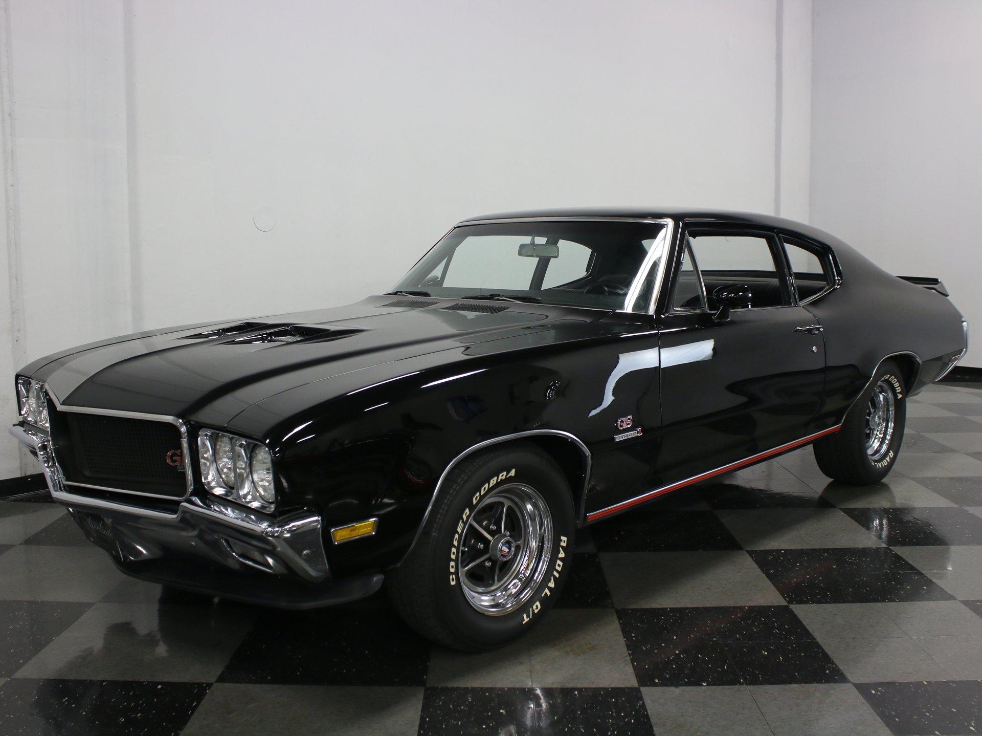 1972 buick gs clone