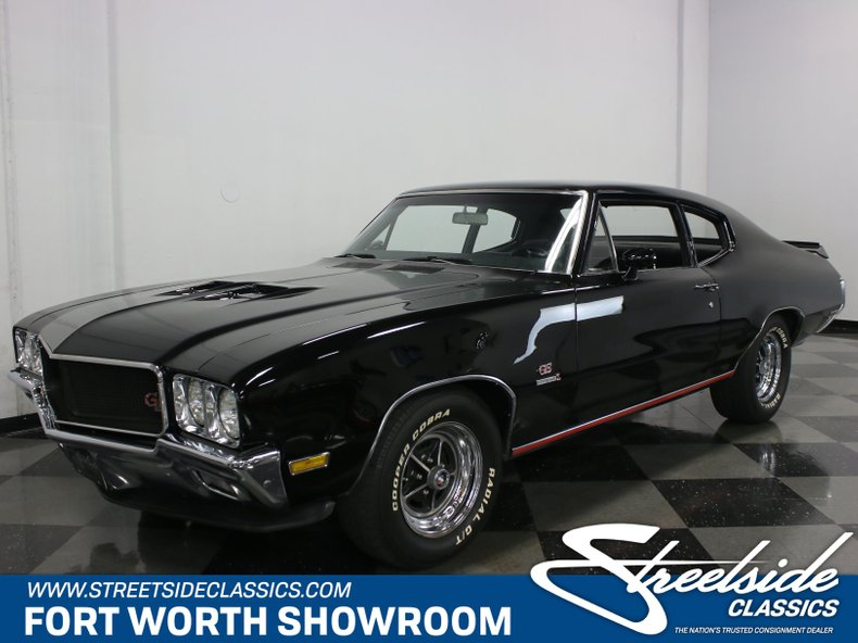 For Sale: 1972 Buick GS