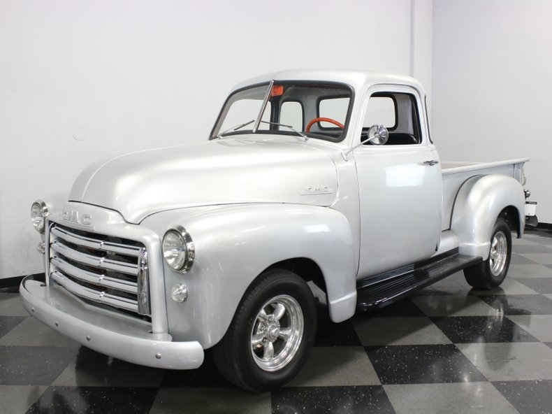 For Sale: 1951 GMC 3100