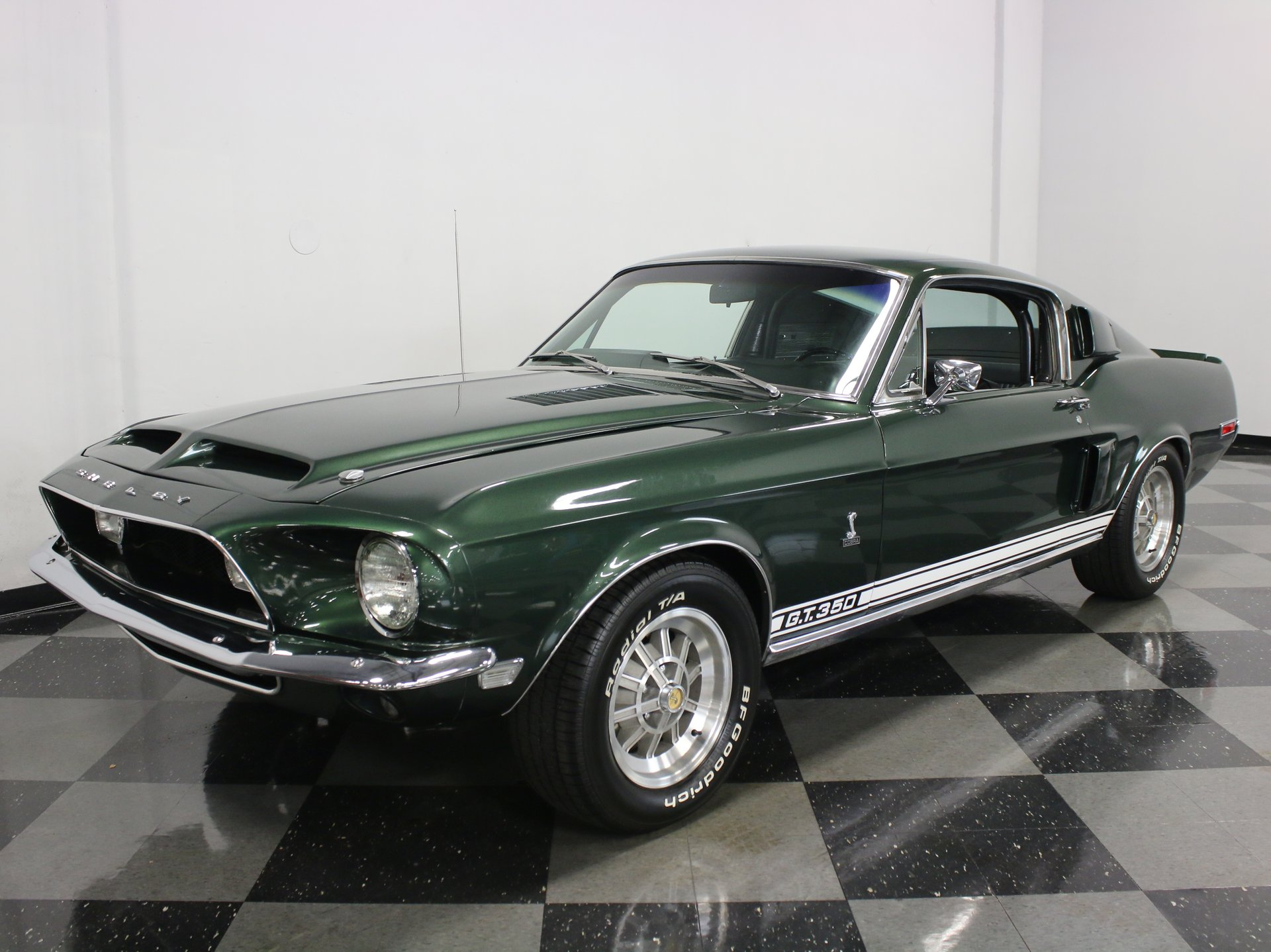 1968 shelby gt350 h