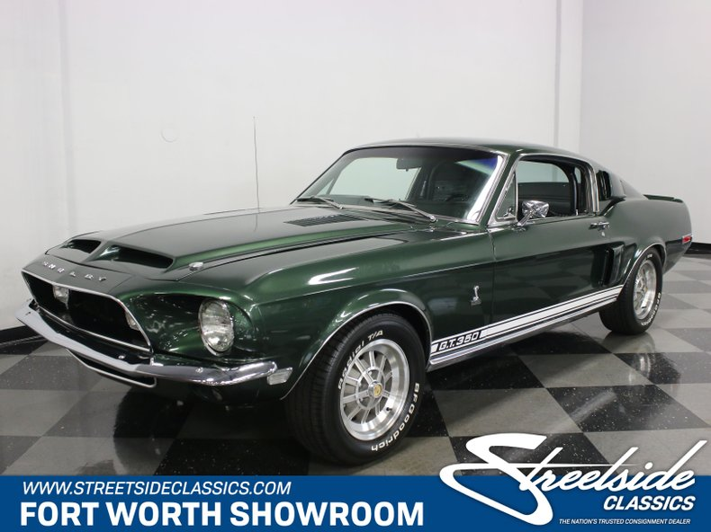 For Sale: 1968 Shelby GT350-H