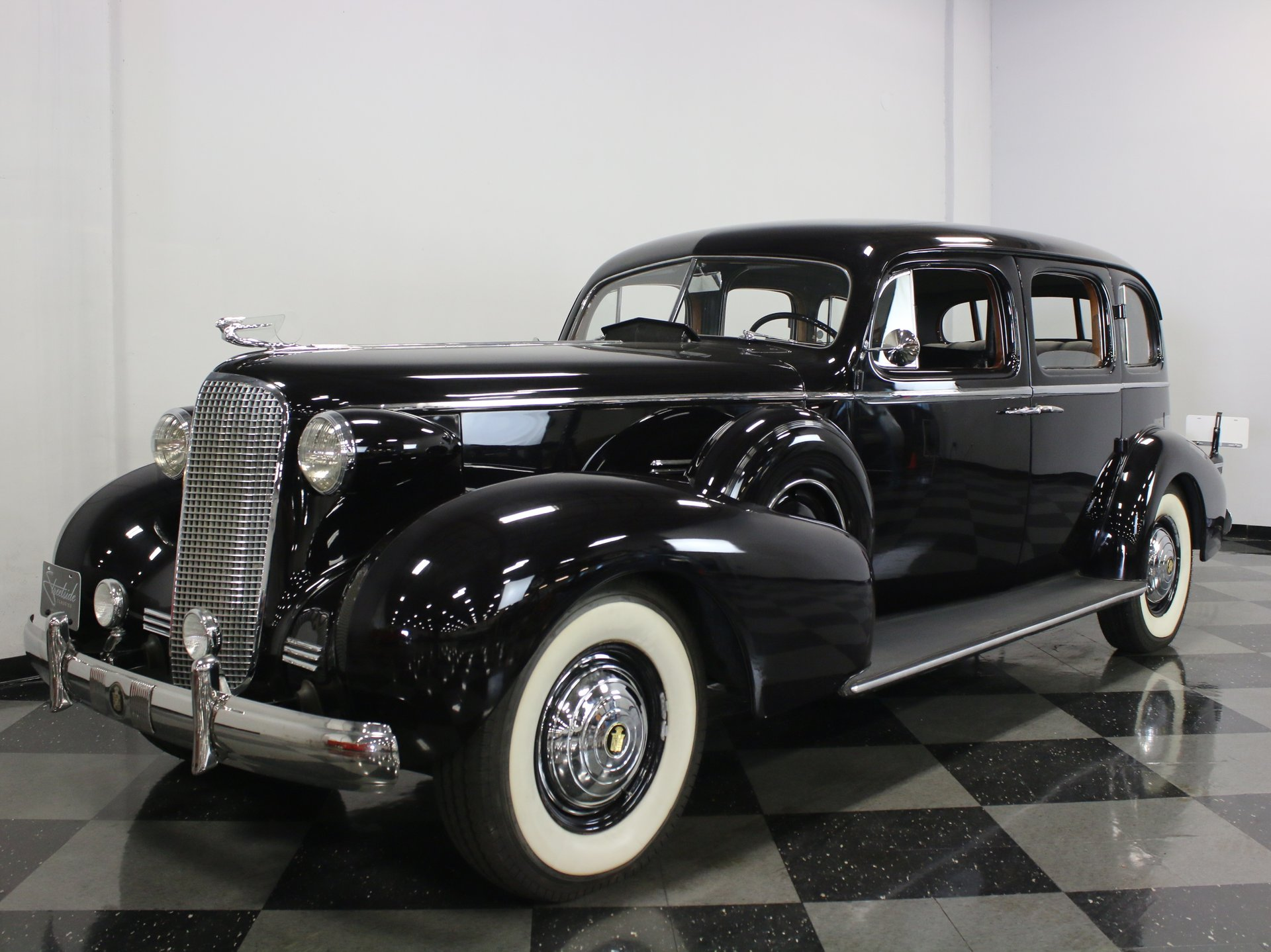 1937 cadillac fleetwood 75 touring imperial