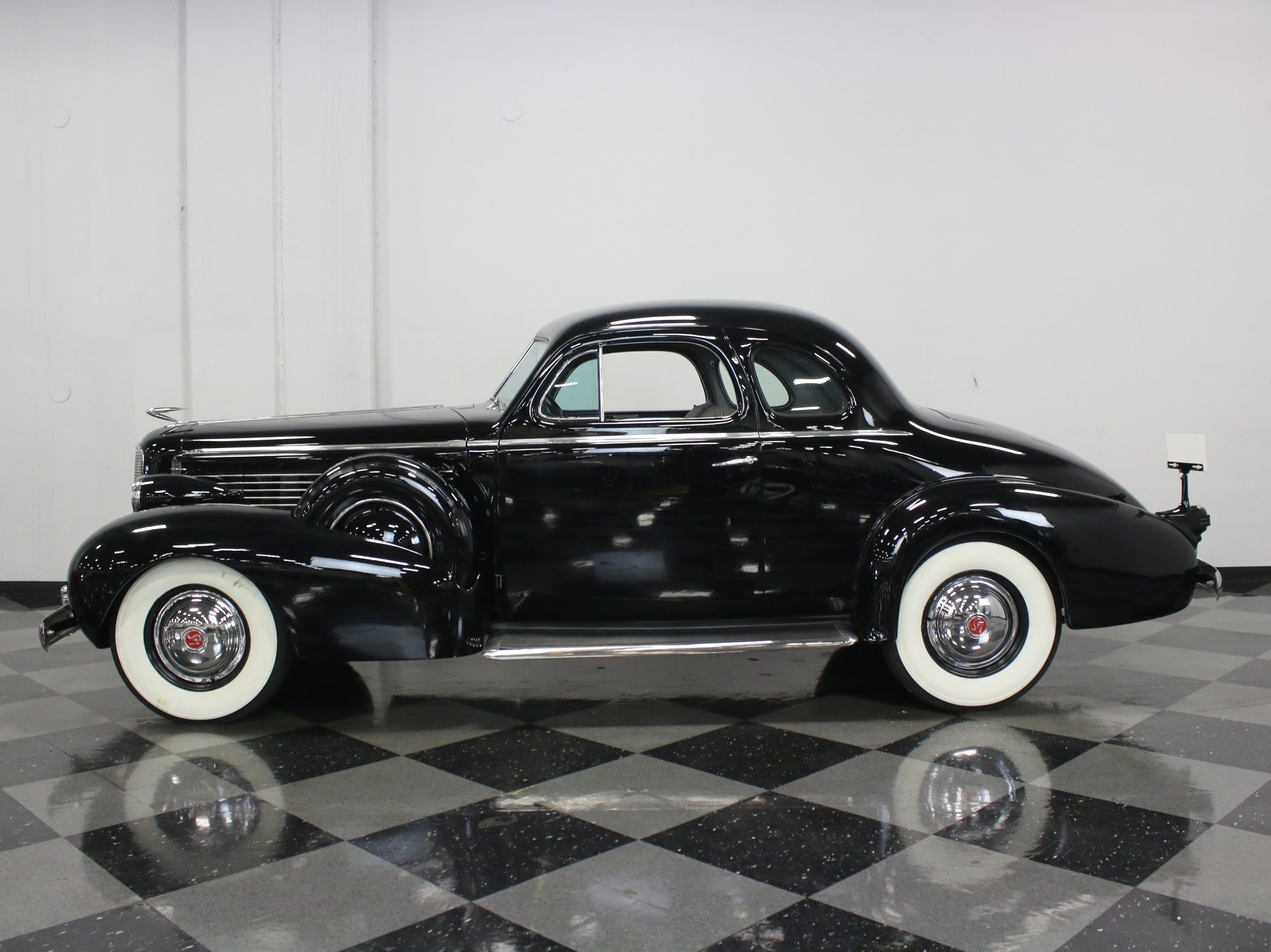 1937 lasalle coupe
