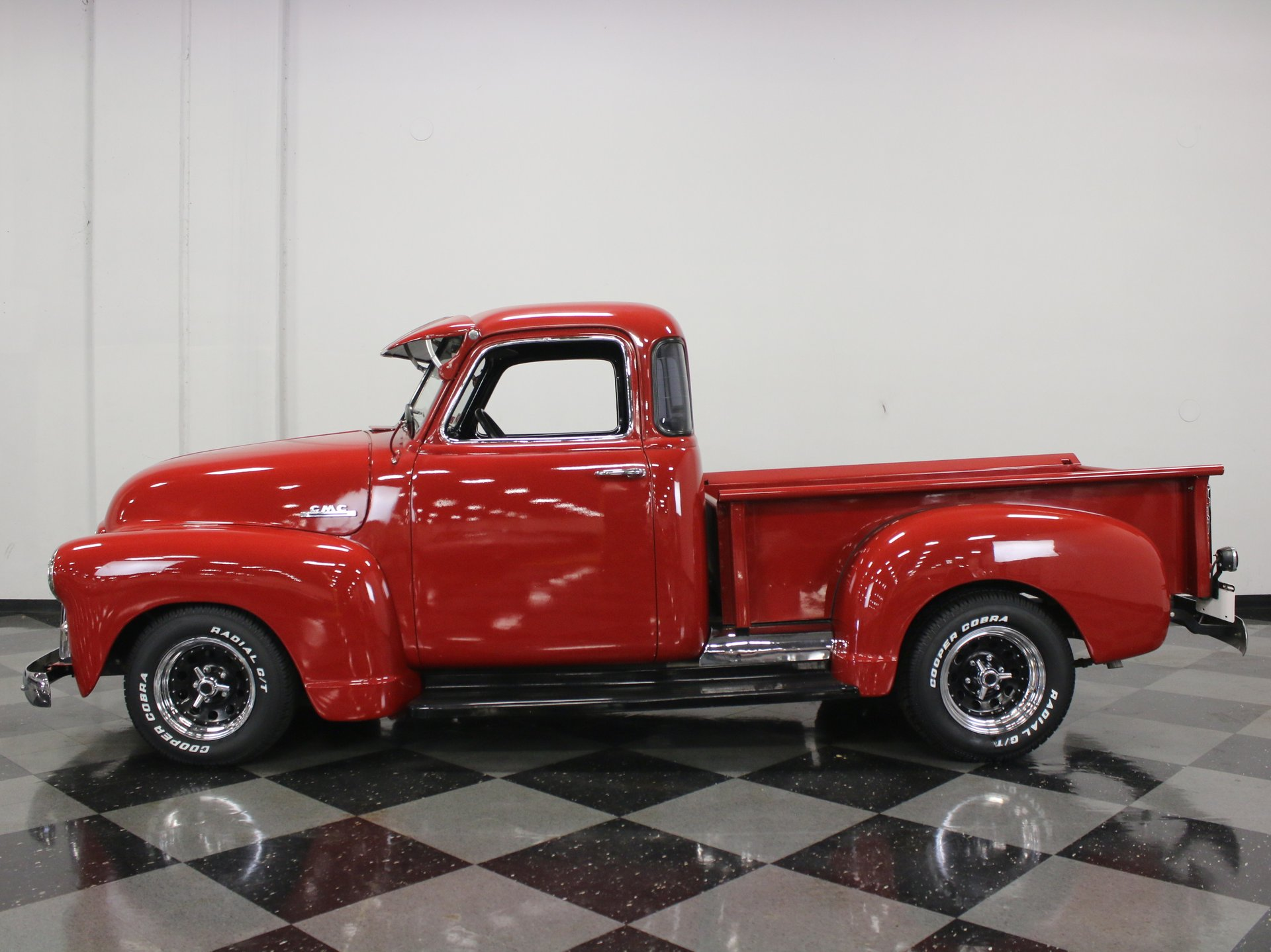 1948 gmc 5 window pickup