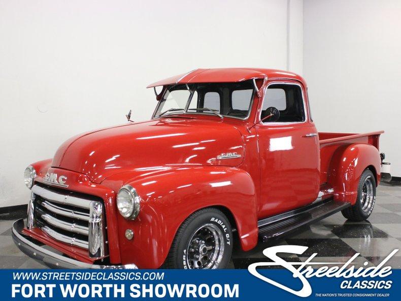 For Sale: 1948 GMC 5-Window Pickup